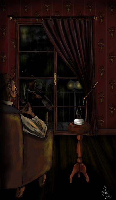 Sherlock Holmes by Bilou020285